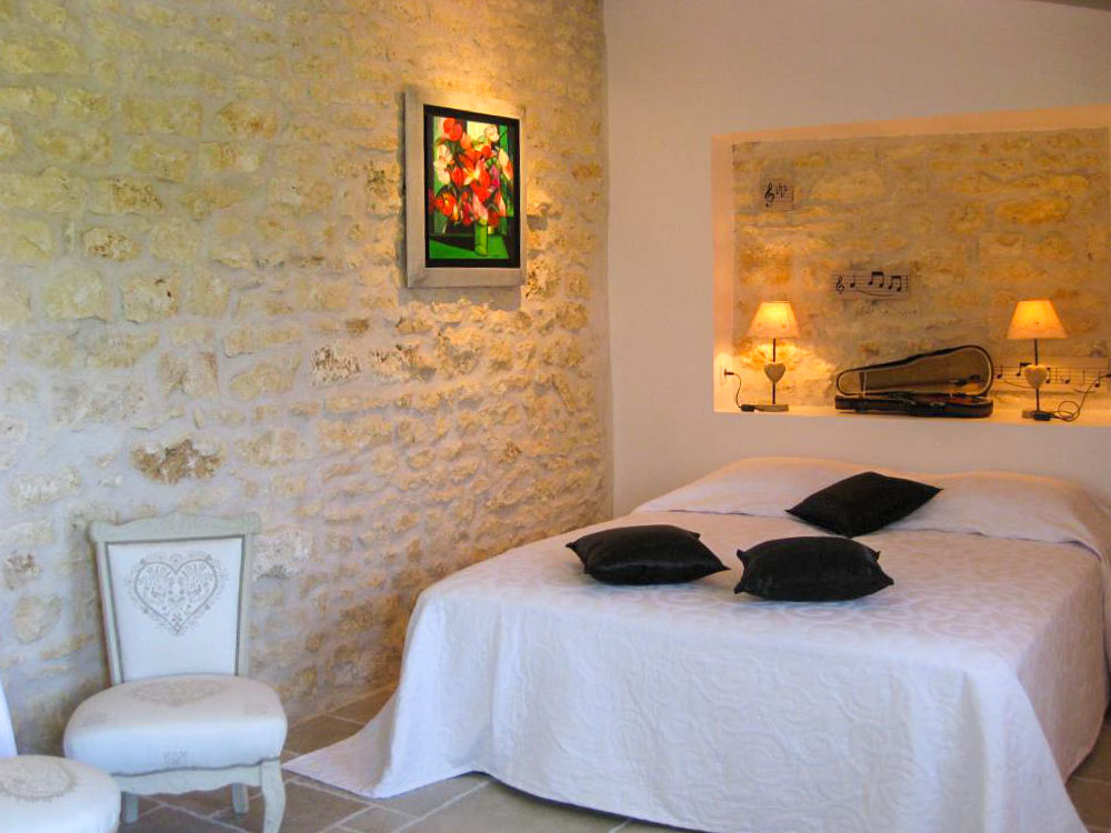 Les chambres chambres d 39 h tes bed and breakfast la for Chambre d hote pres de la rochelle